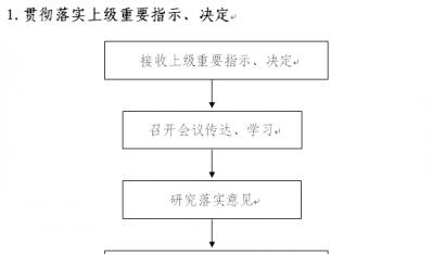 宿松团县委权力运行流程图