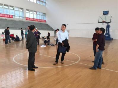 团县委赴宿松中学调研共青团工作
