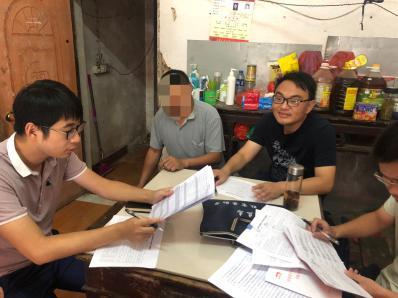 团县委:扎实推进脱贫攻坚专班核查工作